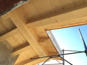 Tetti e strutture in legno